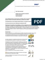 Montaje Sobre Manguitos de Fijación Montaje Hidraulico Tuerca Hidraulica...