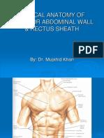 8. Hafizah Binti Mohd Hoshni Musculoskeletal Anatomy Abdominal Wall
