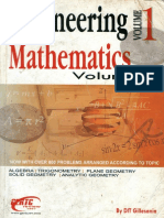 [SCANNED] Engineering Mathematics Vol. 1 by DIT Gillesania