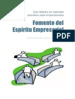 Materiales Educativos Sobre Emprendimiento
