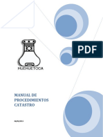zCATASTRO.MANUAL DE PROCEDIMIENTOS (mexico).pdf