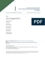 Gas to Liquids (GTL)