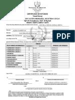 Certificado Ciclo II 2010