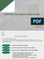 DADTCO Presentation