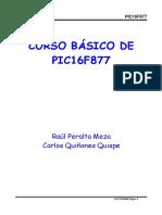Curso Pic 16f877