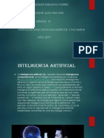 inteligencia artificiial
