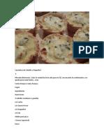 Canastitas de Cebolla y Roquefort