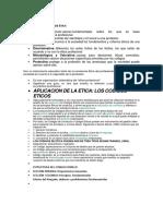 Estructura Del Codigo Modelo