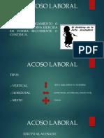 Presentación ACOSO LABORAL