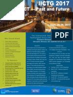 IICTG2017 Brochure ENG
