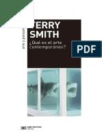 Smith, T. Qué es el arte contemporaneo.pdf