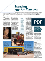 Game-changing Technology for Cassava Copy