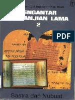 Lasor, W.S Et Al. Pengantar Perjanjian Lama. 2.