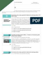 FAO Fisheries &Amp; Aquaculture - Proceedings