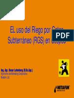 037 Riego Por Goteo Ig