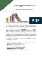 9 Razones Por Las Que Las Organizaciones Deben Implementar ISO