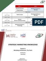 5 - Marketing Tactic