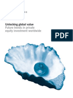 Unlocking Global Value - Future Trends in Private Equity Investment Worldwide