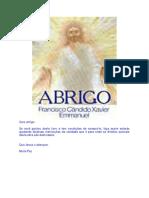 XAVIER, Francisco Cândido - Abrigo [Emmanuel].pdf