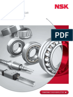 Bearing Reference Guide NSK 2016