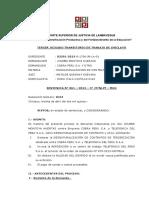 SENTENCIA - Wilmer Montoya vs. TELEFONICA.doc