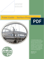Abolin Co Guide Metal Surface Preparation