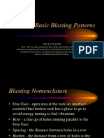 Basic Blasting Patterns.ppt