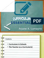 _Curriculum Essentials (Lumayno)