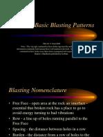Basic Blasting Patterns.ppt