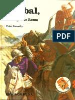 Peter Connolly - Aníbal y los enemigos de Roma
