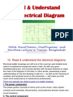 Read Understand the Electrical Diagram