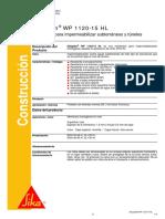Sikaplan WP 1120-15 HL