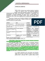 BOWERSOX, Donald J.; CLOSS, David J. Logística Empresarial