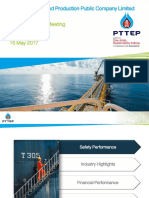 PTTEP Q12017 Distribution VFinal