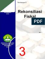 Copy of Pert 5. Rekonsiliasi Fiskal@2016