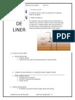 Cementacion de Liner