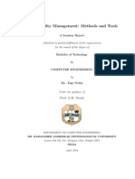 Data Quality Management Methods and Tools