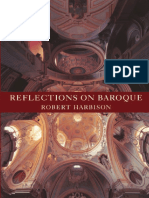 Reflections on Baroque - Harbison 2000