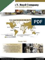 John T. Boyd Company Colombia-Brochure
