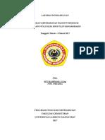 Laporan Pendahuluan Siti Rahimah Pterigium