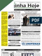 Jornal Varginha Hoje - Edição 12 - 2010