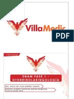 Otorrinolaringología