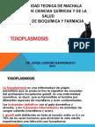 Toxoplasmosis 2014