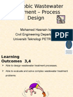 2. Design of Anaerobic Wastewater Treatment Processes - 5th Edition