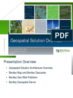 Bentley GIS Solution