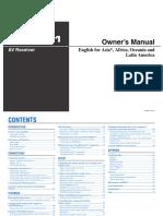 Yamaha AVRX-V371.pdf