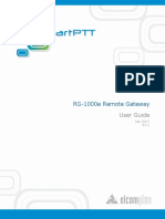 RG-1000e User Guide R1.1