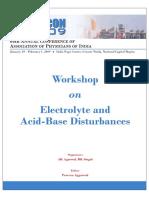 Acid Base Workshop