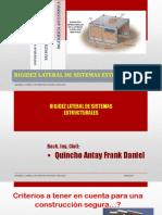 Rigidez Lateral-frank Quincho