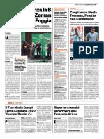 La Gazzetta dello Sport 04-08-2017 - Mercato